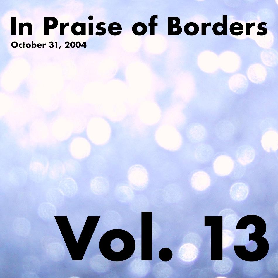 IPB Volume 13 cover