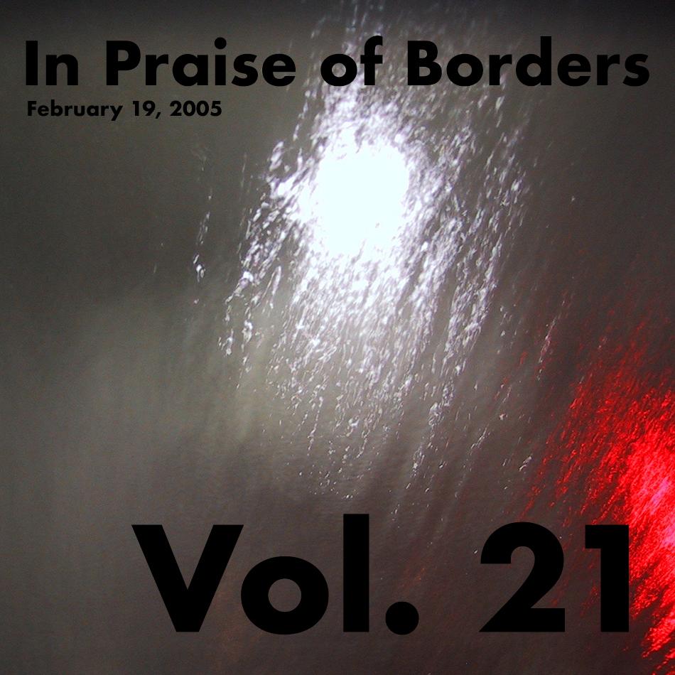 IPB Volume 21 cover